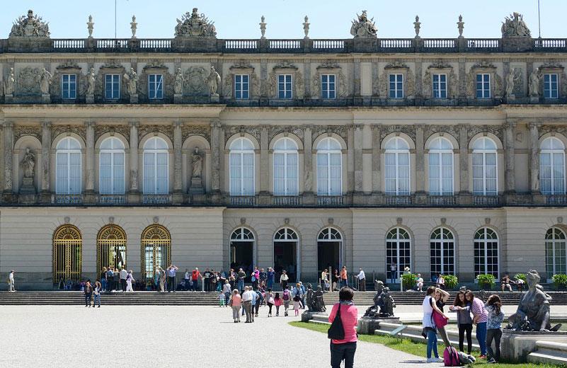Schlösser-Tour Herrenchiemsee Transfer Ibel München